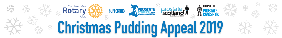 Christmas Pudding Appeal 2019