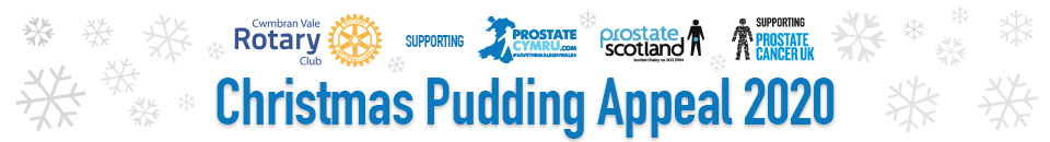 Christmas Pudding Appeal 2020